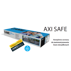 AXI SAFE GŁÓWNE1 1 300x300 - Came AXI 25 SAFE ATOMO Zestaw automatyki do bramy skrzydłowej (2,5m/24v)