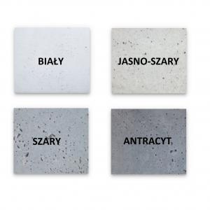 Allegro Kolor betonu kwadrat 1 300x300 - Płyta z betonu architektonicznego <br> 60x30x1,5 cm