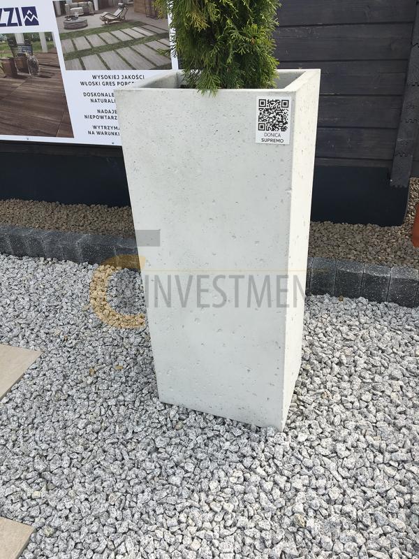 12A 600x800 - Donica betonowa ogrodowa Grande 150x150x100 Beton architektoniczny