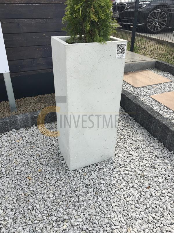 19A 600x800 - Donica betonowa ogrodowa Arco 210x50x80 Beton architektoniczny