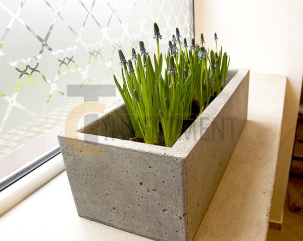 8A 600x477 - Donica betonowa ogrodowa Cubo 60x60x60 Beton architektoniczny