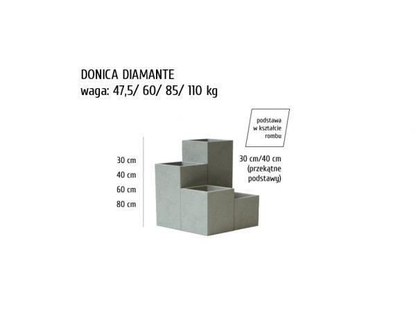 DIAMANTE sklep 600x464 - Donica betonowa ogrodowa Diamante Beton architektoniczny