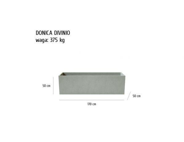 DIVINIO sklep 600x464 - Donica betonowa ogrodowa Divinio 170x50x50 Beton architektoniczny