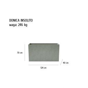 INSOLOTO sklep 300x300 - Donica betonowa ogrodowa Insolito 124x40x70 Beton architektoniczny
