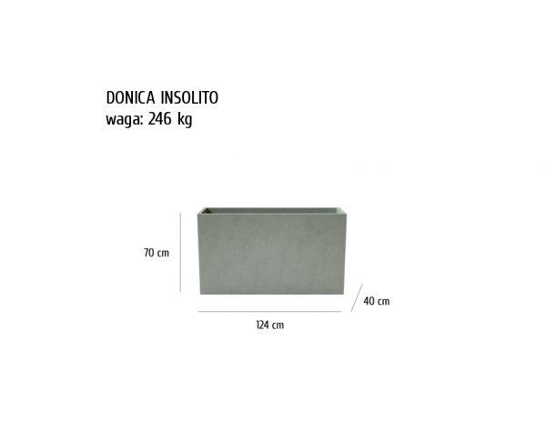 INSOLOTO sklep 600x464 - Donica betonowa ogrodowa Insolito 124x40x70 Beton architektoniczny