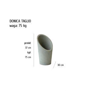 TAGLIO sklep 300x300 - Donica betonowa ogrodowa Taglio 30x75 Beton architektoniczny