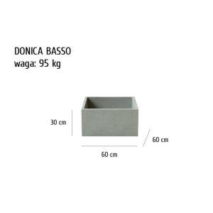 basso sklep 300x300 - Donica betonowa ogrodowa Basso 60x60x30 Beton architektoniczny