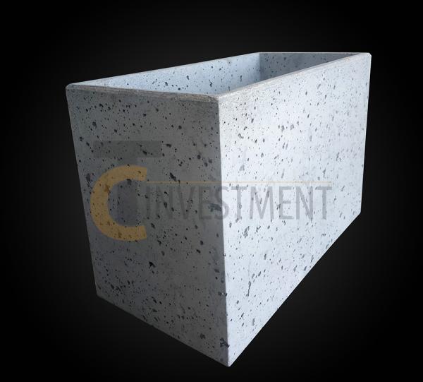 Donica 60x30x40 4 copy 600x541 - Donica betonowa ogrodowa 60x30x40 Beton architektoniczny