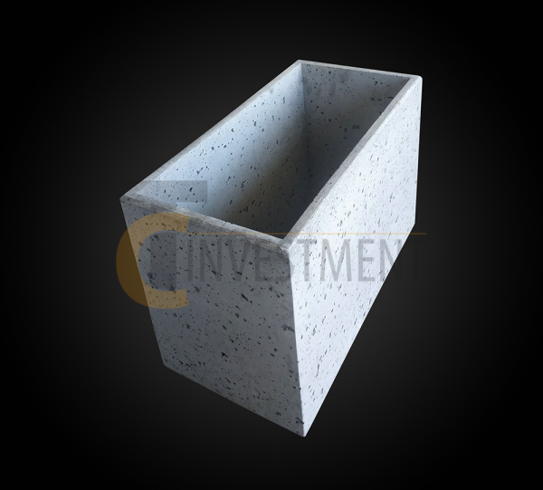 Donica 60x30x40 5 copy 600x541 - Donica betonowa ogrodowa 60x30x40 Beton architektoniczny