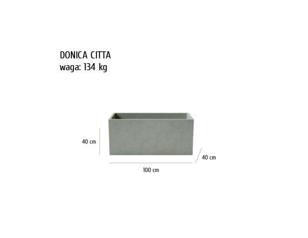 CITTA sklep 600x464 - Donica betonowa ogrodowa Citta 100x40x40 Beton architektoniczny