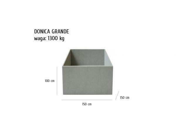 GRANDE sklep 600x464 - Donica betonowa ogrodowa Grande 150x150x100 Beton architektoniczny