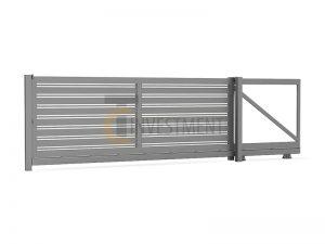 Splendid 2new tc 300x225 - Ogrodzenie palisadowe SPLENDID