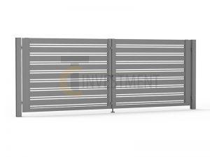 Splendid BSF 300x225 - Ogrodzenie palisadowe SPLENDID